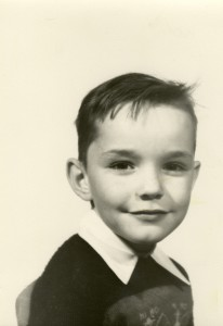 Richard in 1956