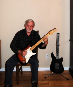 Stratocaster and Z6S
